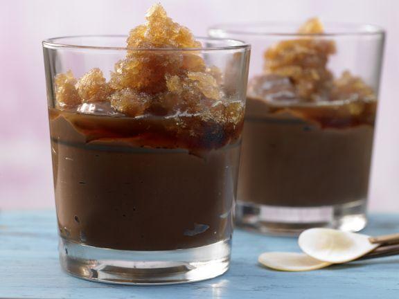 Cuban Chocolate Pudding