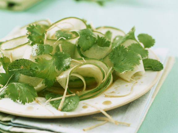 Cucumber and Herb Salad