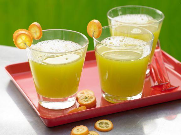 Cucumber-Melon Juice
