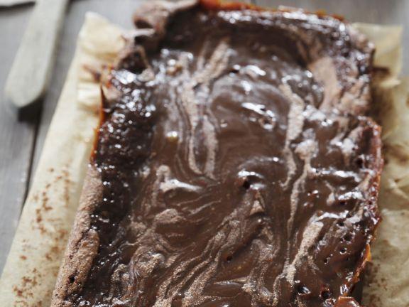 Decadent Salted Caramel Brownies
