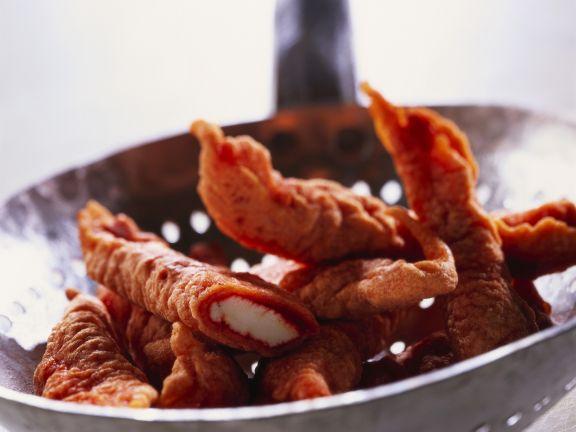 Deep-Fried Chicken Tandoori