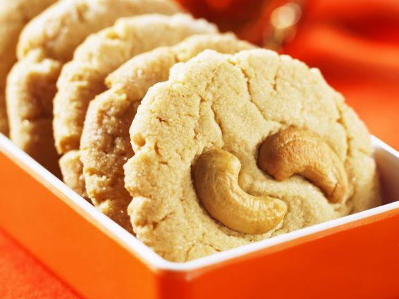 Diabetic Friendly Nut Cookies