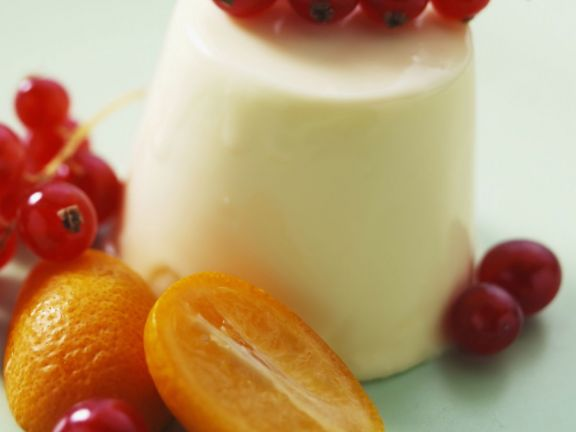 Diabetic-friendly Set Puddings