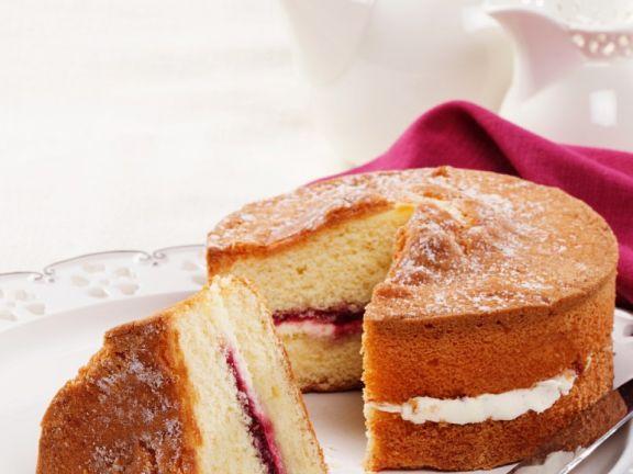 Diabetic Sandwich Cake recipe Eat Smarter USA