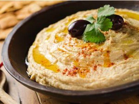 DIY Hummus