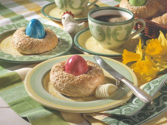 Easter Bagels
