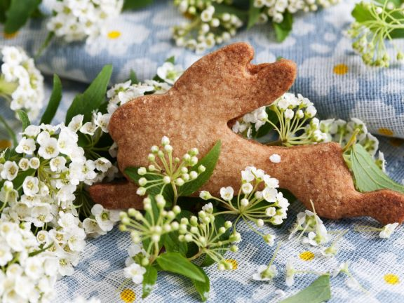 Easter Hare Cookies