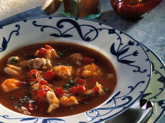 Eastern European Fish Stew