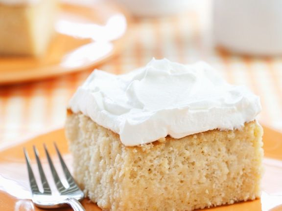 Mexican Three-milk Gateau
