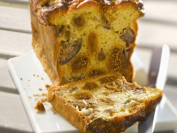 Egg-free Figgy Pudding Loaf