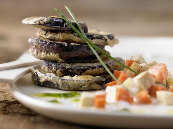 Eggplant Milanese