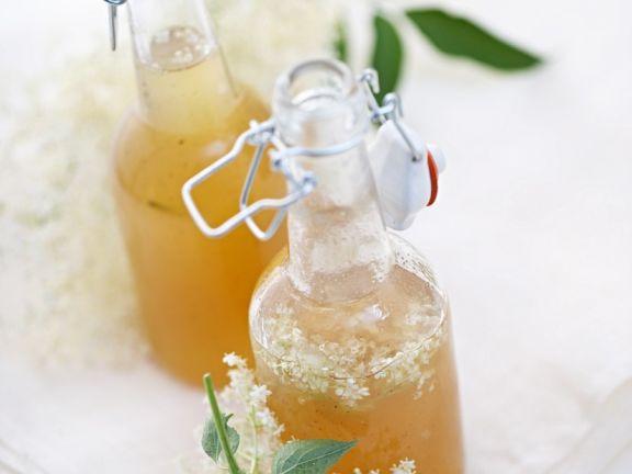 Elderberry Syrup with Vanilla
