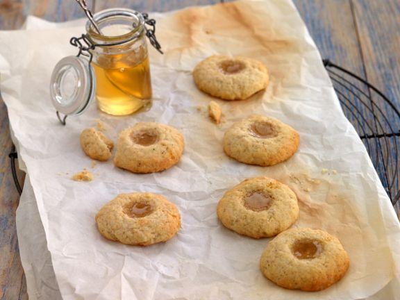 Elderflower Jelly Cookies