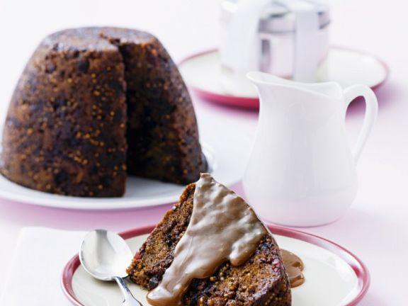 Fruity Cake Dessert