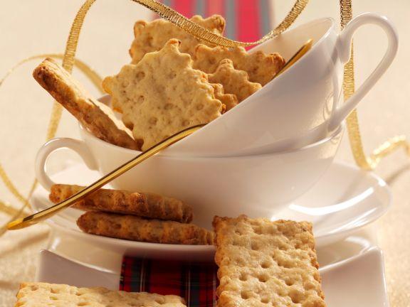 English Ginger Cookies
