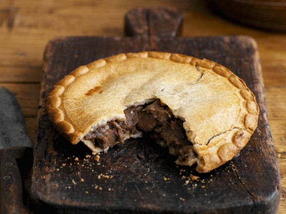 English Beef Pastry Pie Recipe Eat Smarter Usa