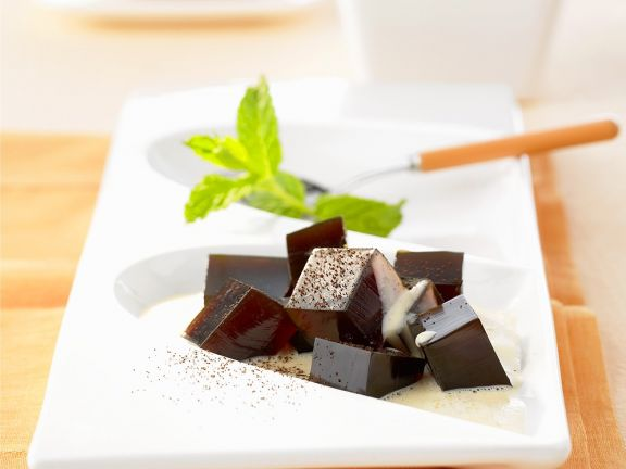 Espresso Jelly Cubes