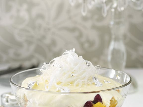 Fairy Floss Trifle