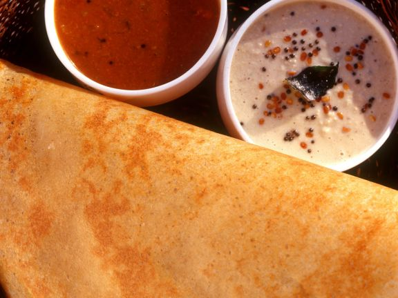 Indian Rice Crepes
