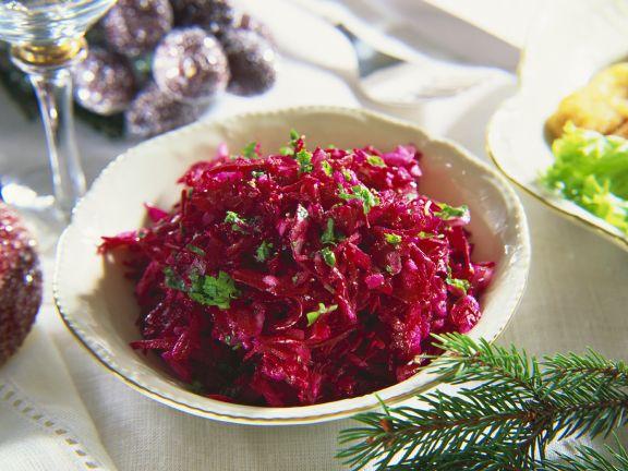 Festive Cabbage Salad
