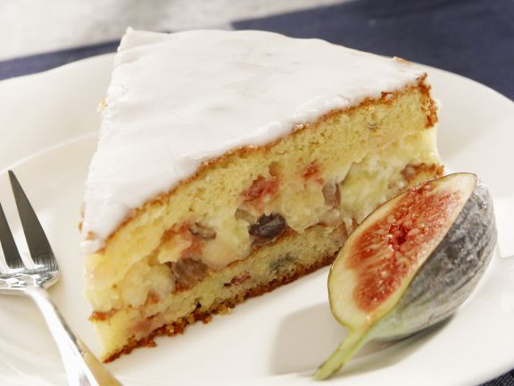 Festive Fig Cake