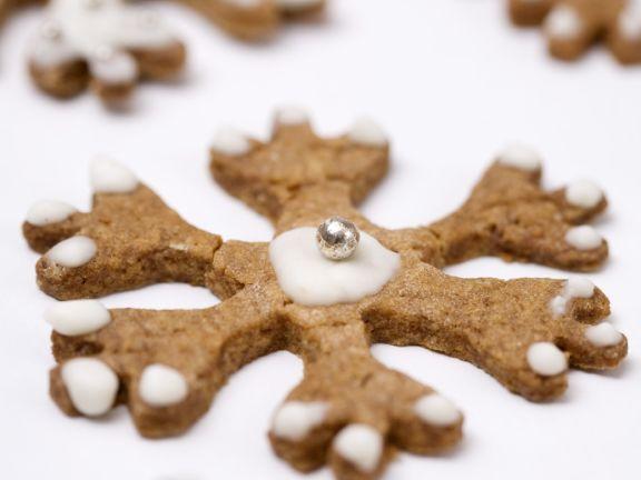 Festive Flake Biscuits