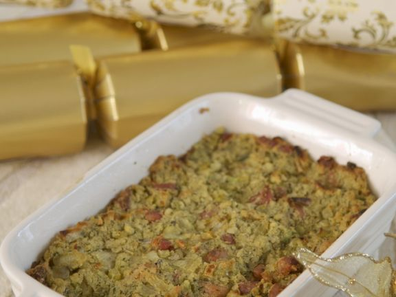 Festive Tray Bake