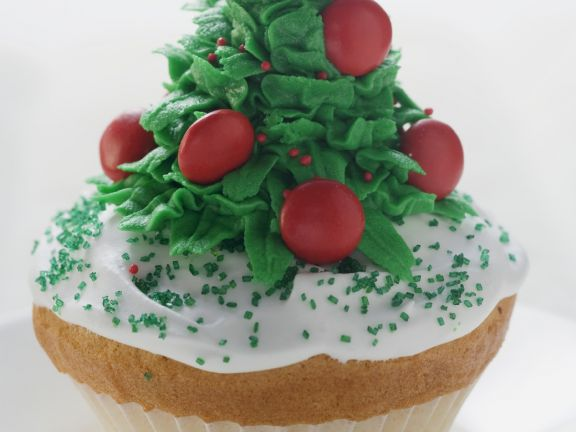 Festive Tree Cakes