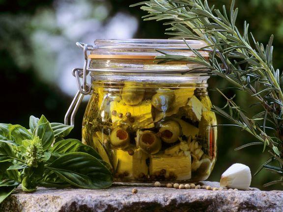 Feta in Olive Oil