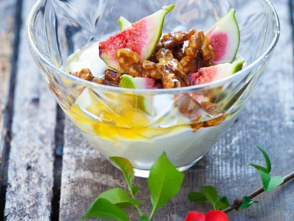 Figs and Yogurt