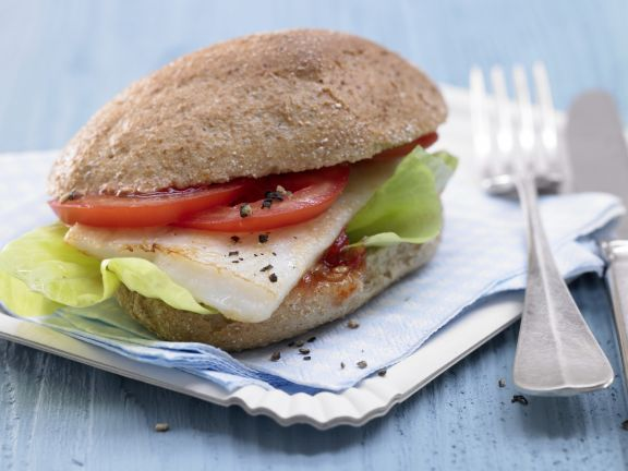 Fish sandwiches recipe eat smarter usa for Fish sandwich fast food