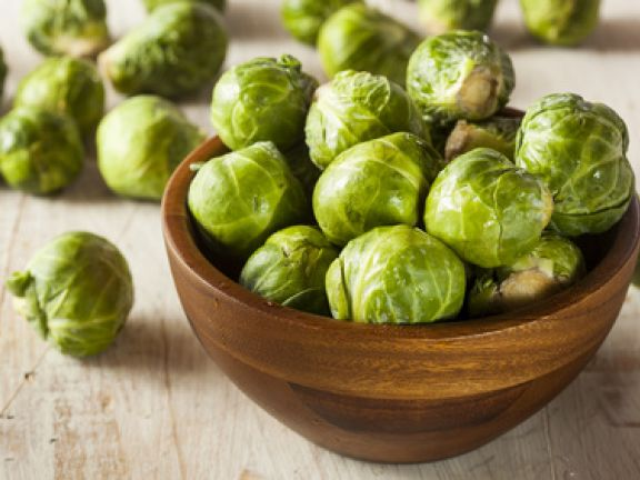 Brussels sprouts are a healthy part of a diabetes friendly diet!