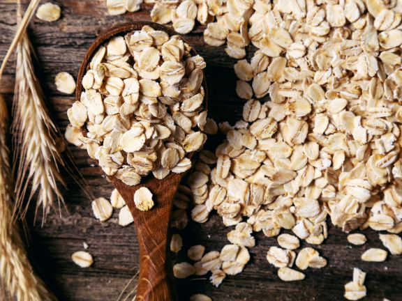 Oats are a complex carb, making them a great way to start the day!