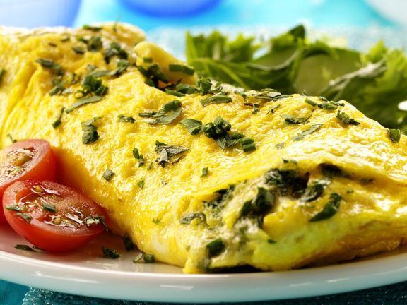 Fresh Herb Omelette