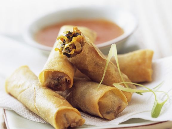 Fried Chinese Rolls