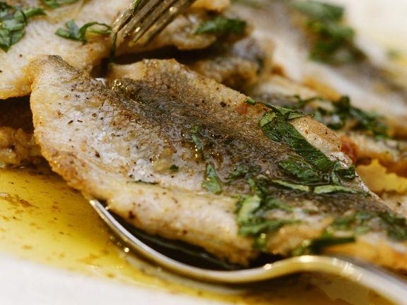 Fried Marinated Sardines