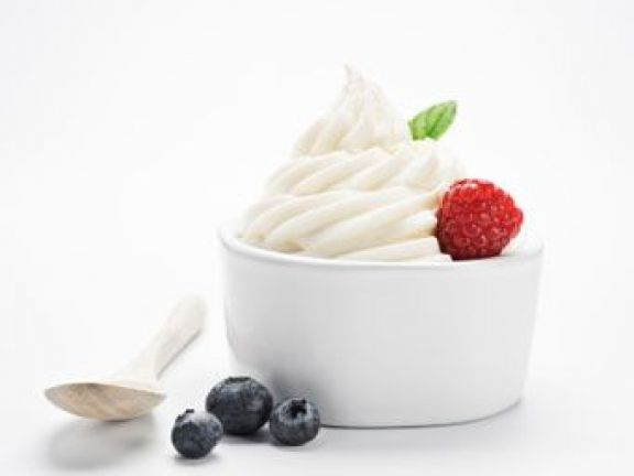 For figure-conscious: Frozen Yogurt