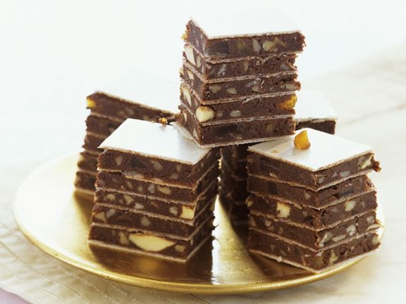 Fruit and Nut Chocolate Bars