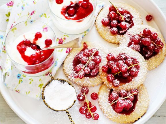 Fruit Compote Cookies