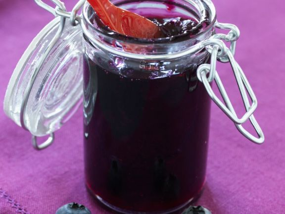 Fruity Berry Compote