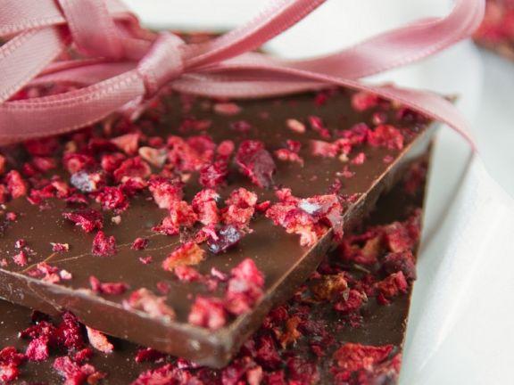 Fruity Chocolate Slabs