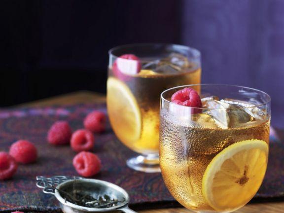 Fruity Iced Green Tea