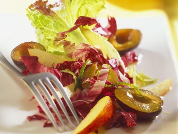 Fruity Radicchio Salad