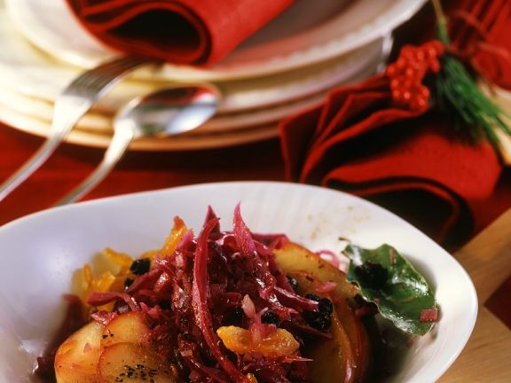 Fruity Red Cabbage