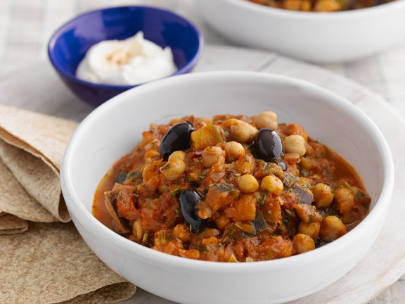 Garbanzo Bean Casserole