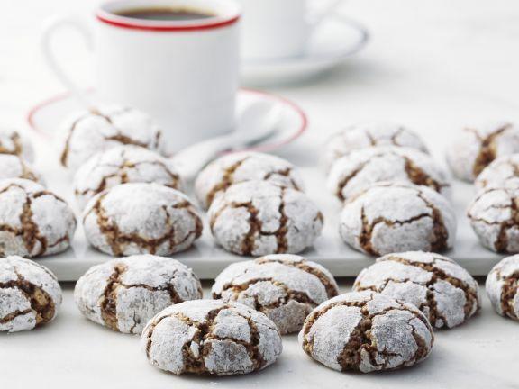 German Chocolate Almond Bites