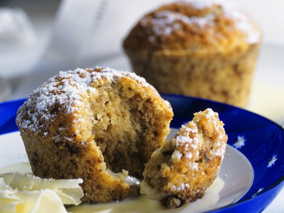 Ginger-spiced Individual Cakes