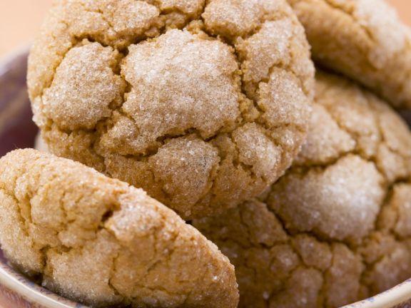 Ginger Sugar Cookies
