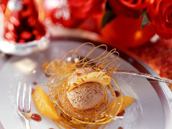 Gingerbread Mousse