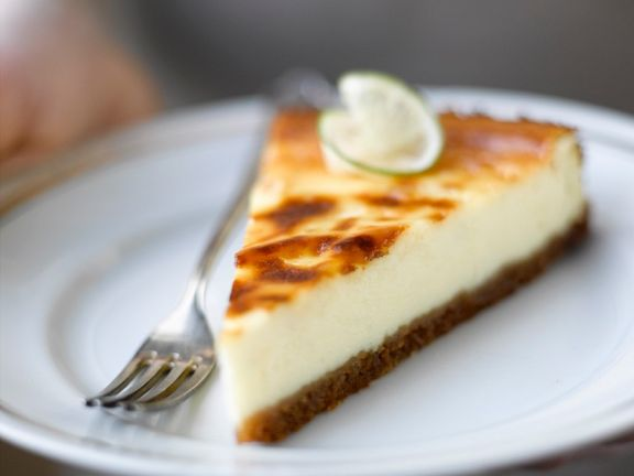 Glazed Citrus Cream Cheese Gateau